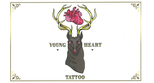 Young Heart Tattoo